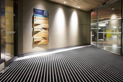 Sol textile - Tapis d'entrée - Parking
